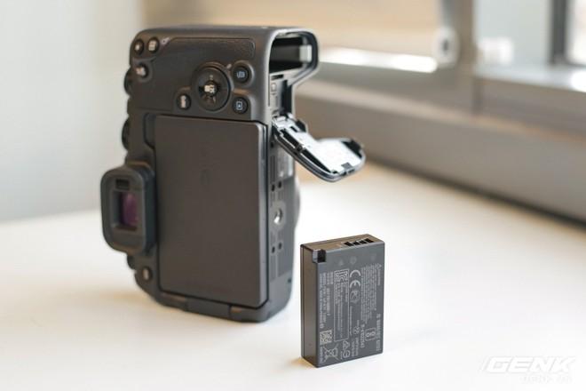Canon chính thức ra mắt EOS RP: cảm biến full-frame, kích thước nhỏ gọn, giá 38 triệu đồng - Ảnh 17.