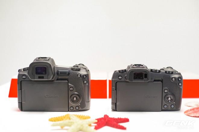 Canon chính thức ra mắt EOS RP: cảm biến full-frame, kích thước nhỏ gọn, giá 38 triệu đồng - Ảnh 5.