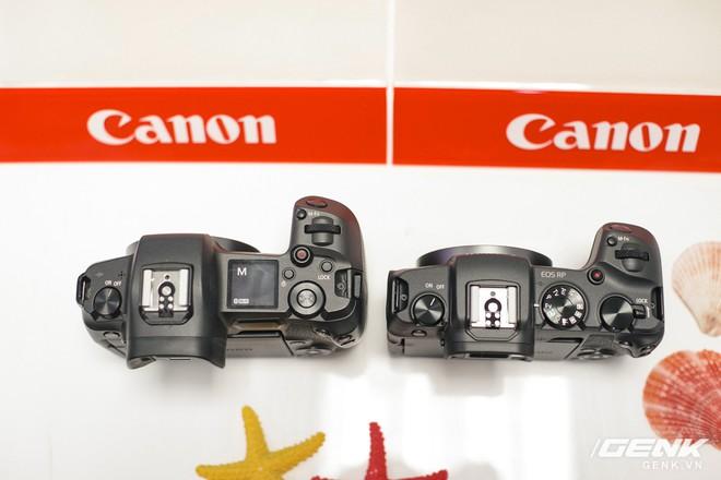 Canon chính thức ra mắt EOS RP: cảm biến full-frame, kích thước nhỏ gọn, giá 38 triệu đồng - Ảnh 6.
