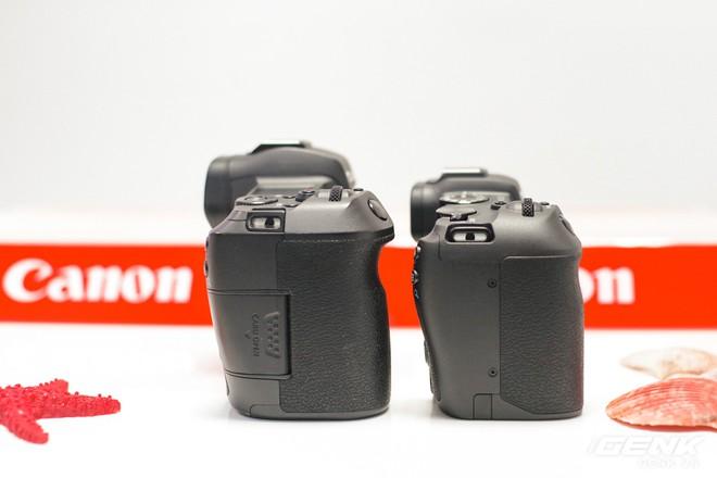 Canon chính thức ra mắt EOS RP: cảm biến full-frame, kích thước nhỏ gọn, giá 38 triệu đồng - Ảnh 2.