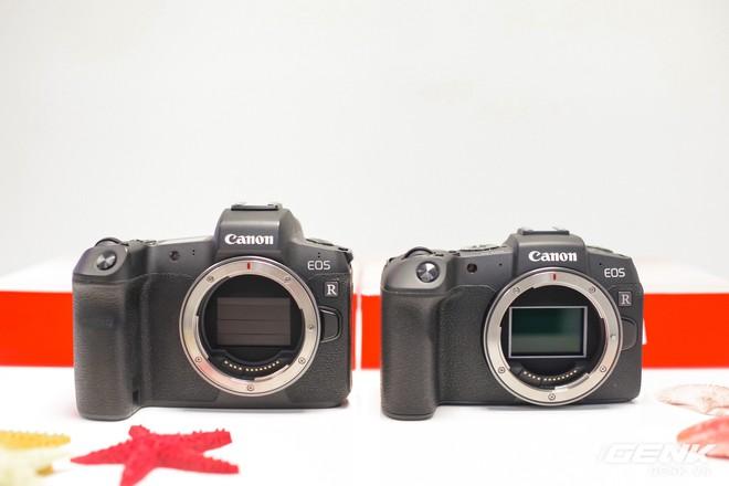 Canon chính thức ra mắt EOS RP: cảm biến full-frame, kích thước nhỏ gọn, giá 38 triệu đồng - Ảnh 7.