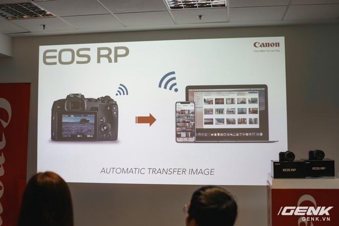 Canon chính thức ra mắt EOS RP: cảm biến full-frame, kích thước nhỏ gọn, giá 38 triệu đồng - Ảnh 15.