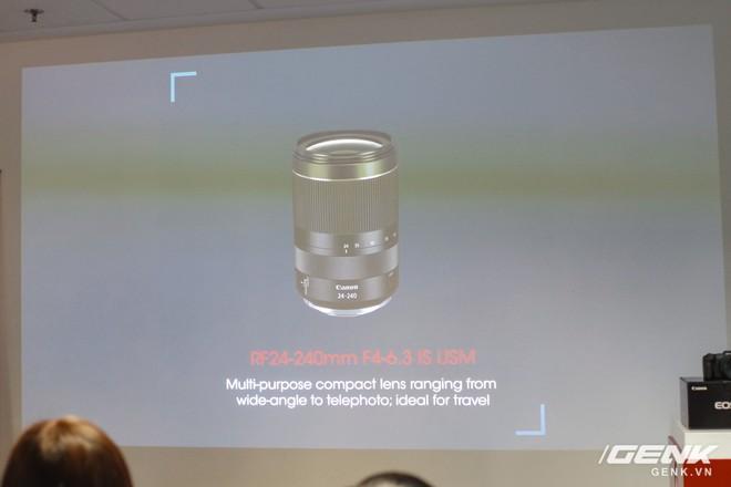 Canon chính thức ra mắt EOS RP: cảm biến full-frame, kích thước nhỏ gọn, giá 38 triệu đồng - Ảnh 24.