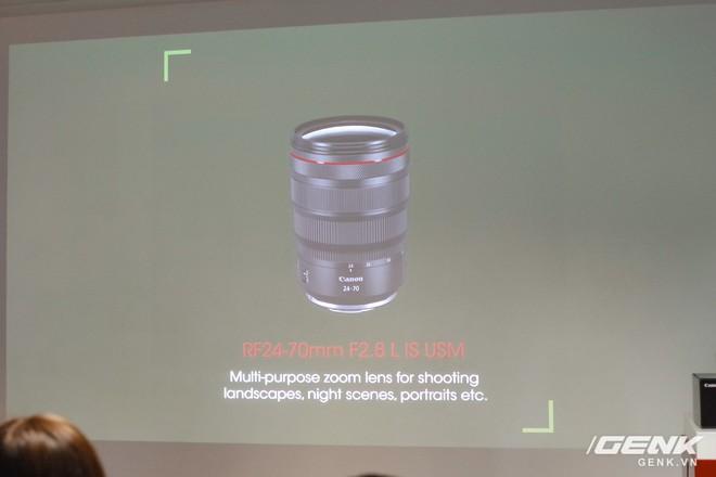 Canon chính thức ra mắt EOS RP: cảm biến full-frame, kích thước nhỏ gọn, giá 38 triệu đồng - Ảnh 25.