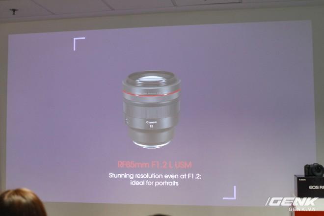 Canon chính thức ra mắt EOS RP: cảm biến full-frame, kích thước nhỏ gọn, giá 38 triệu đồng - Ảnh 26.