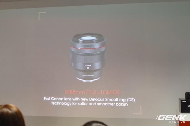 Canon chính thức ra mắt EOS RP: cảm biến full-frame, kích thước nhỏ gọn, giá 38 triệu đồng - Ảnh 27.
