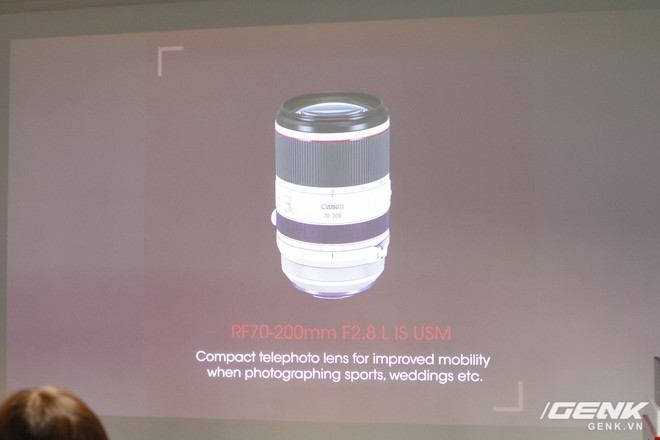 Canon chính thức ra mắt EOS RP: cảm biến full-frame, kích thước nhỏ gọn, giá 38 triệu đồng - Ảnh 29.
