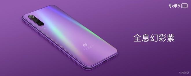 Xiaomi ra mắt Mi 9 SE, màn hình 5.97 inch, Snapdragon 712, camera sau 48MP, màu sắc bắt mắt, giá từ 6,9 triệu - Ảnh 6.