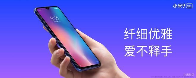 Xiaomi ra mắt Mi 9 SE, màn hình 5.97 inch, Snapdragon 712, camera sau 48MP, màu sắc bắt mắt, giá từ 6,9 triệu - Ảnh 14.