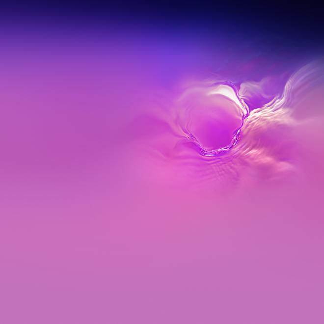 Mời tải về bộ hình nền của Galaxy S10 - Ảnh 1.