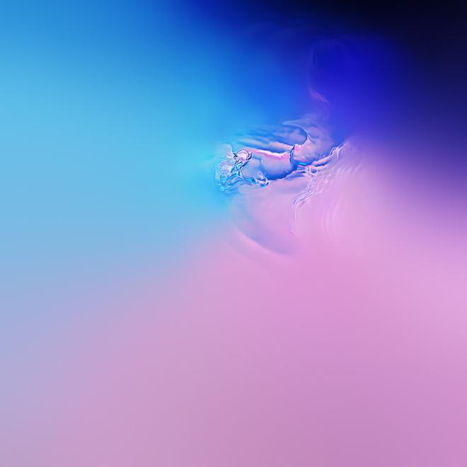 Mời tải về bộ hình nền của Galaxy S10 - Ảnh 2.