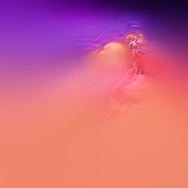 Mời tải về bộ hình nền của Galaxy S10 - Ảnh 4.