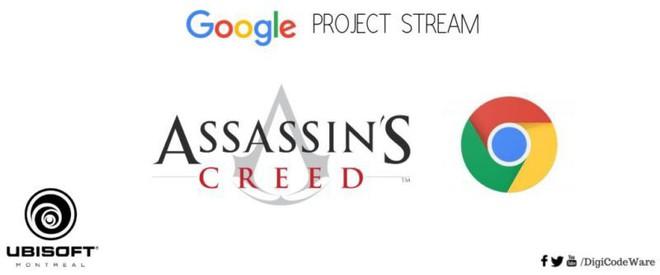 Google sẽ trình làng Project Stream, giúp bạn chiến mọi tựa game bom tấn AAA mà không cần máy xịn vào tháng sau - Ảnh 2.