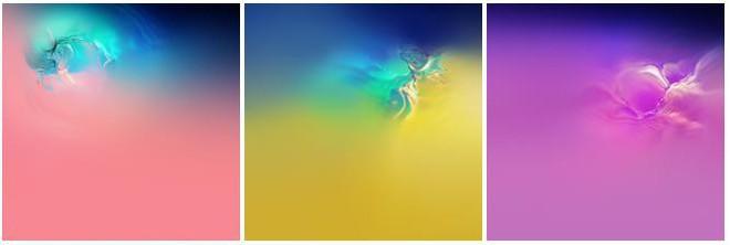 """Samsung khéo léo che đi """"nốt ruồi"""" trên màn hình Galaxy S10 bằng hình nền - Ảnh 4."""