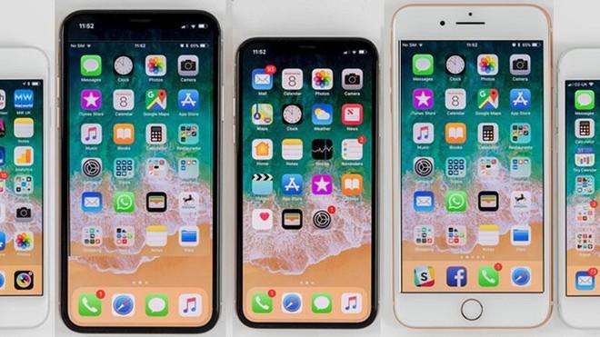 Doanh số iPhone trong năm 2018 xuống dốc không phanh - Ảnh 1.