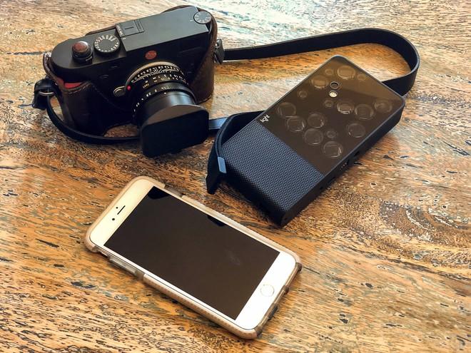 Light thông báo sẽ hợp tác với Sony để tạo ra các smartphone nhiều camera chất lượng cao - Ảnh 2.