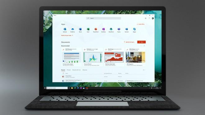 Microsoft ra mắt ứng dụng Office mới, miễn phí trên Windows 10 - Ảnh 1.