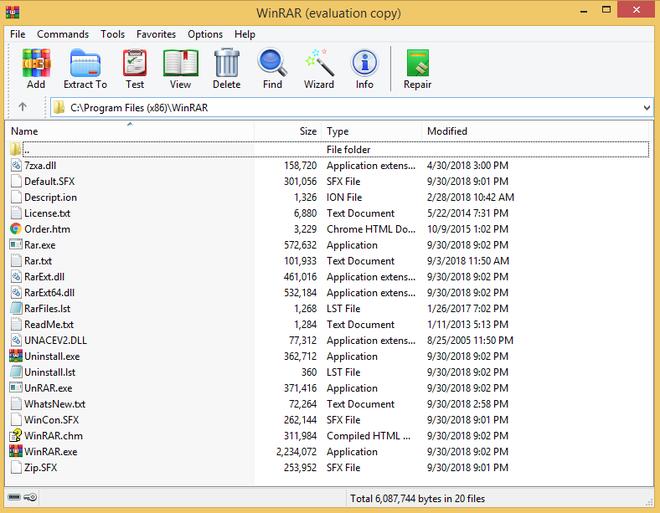 Phát hiện lỗi bảo mật nghiêm trọng trên WinRAR có thể ảnh hưởng tới 500 triệu người dùng - Ảnh 1.