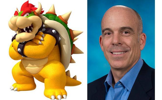 """Nintendo bổ nhiệm ông Bowser """"trùm cuối trong Mario"""" làm Chủ tịch cấp cao mới - Ảnh 1."""