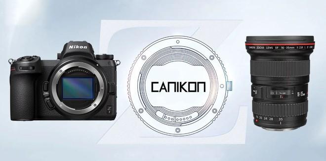 Kipon ra mắt ngàm chuyển để dùng ống kính Canon trên máy ảnh Nikon đầu tiên trên Thế giới - Ảnh 1.