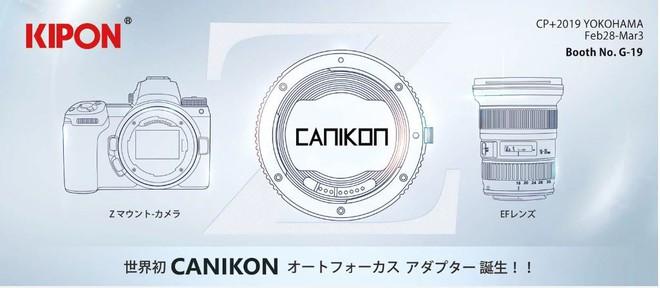 Kipon ra mắt ngàm chuyển để dùng ống kính Canon trên máy ảnh Nikon đầu tiên trên Thế giới - Ảnh 3.