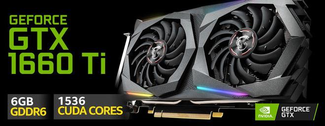 Nvidia ra mắt card đồ họa GTX 1660Ti: Tiến trình Turing, bỏ Ray Tracing, giá bán tầm trung - Ảnh 1.