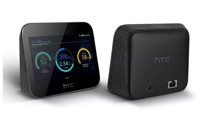 [MWC 2019] HTC ra mắt cục phát 5G xịn nhất quả đất: vừa phát mạng, xem phim, lại làm pin di động - Ảnh 1.