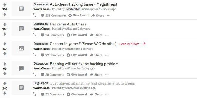Game hot Dota Auto Chess bị hack tràn lan khiến game thủ khổ sở, nhà phát triển buộc phải lên tiếng - Ảnh 1.