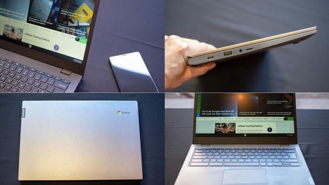 [MWC 2019] Lenovo 14e Chromebook là chiếc máy tính dành cho những nhân viên công sở vụng về - Ảnh 3.