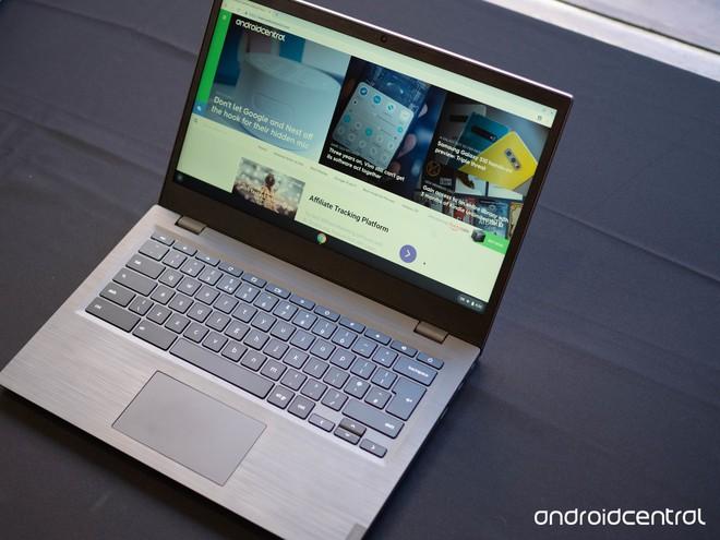 [MWC 2019] Lenovo 14e Chromebook là chiếc máy tính dành cho những nhân viên công sở vụng về - Ảnh 4.