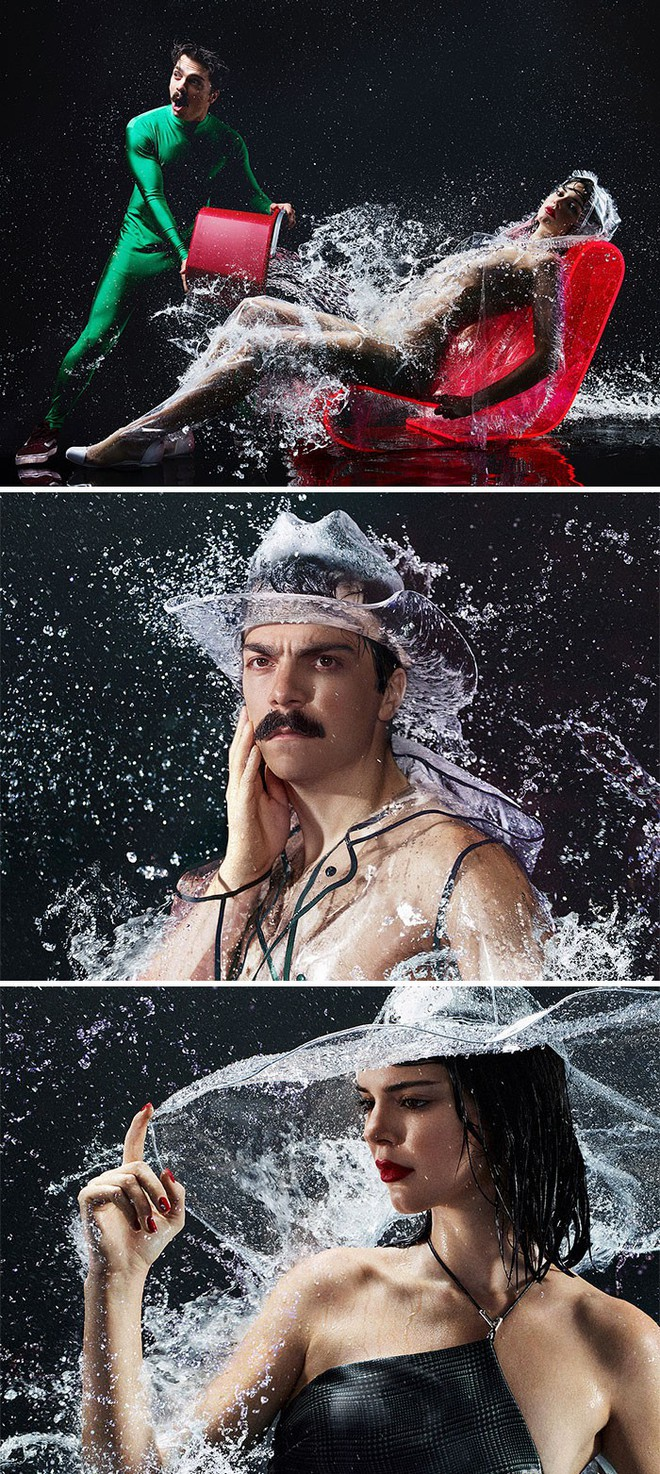 Biết là ảnh Photoshop, Internet vẫn ghen tỵ vì anh này được dắt tay Kendall Jenner đi chơi khắp nơi - Ảnh 5.