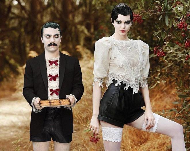 Biết là ảnh Photoshop, Internet vẫn ghen tỵ vì anh này được dắt tay Kendall Jenner đi chơi khắp nơi - Ảnh 4.