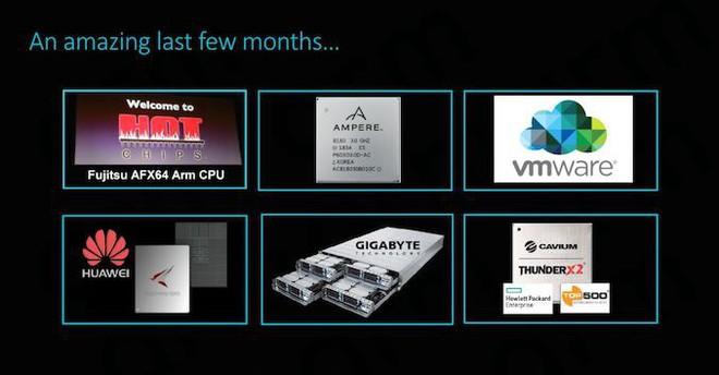 Cha đẻ Linux: Các bộ xử lý ARM không có cửa khi tiến vào thị trường máy chủ - Ảnh 5.