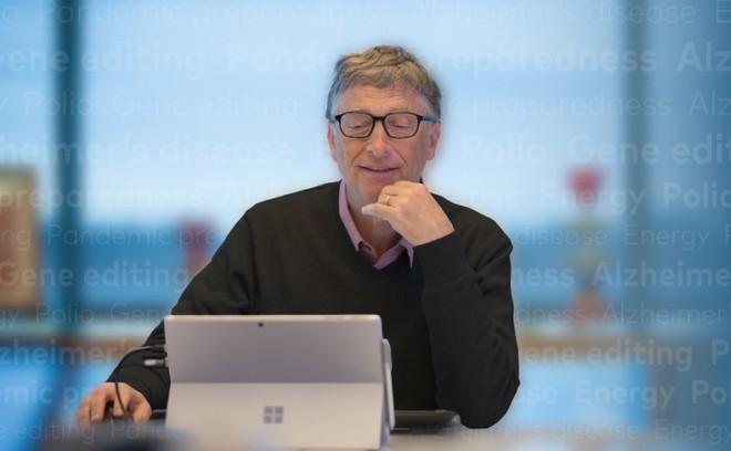 Bác tỷ phú thiện lành Bill Gates vừa có màn trả lời xuất sắc trên Reddit: giờ tôi đang hạnh phúc, 20 năm nữa nhớ hỏi lại câu này nhé - Ảnh 2.