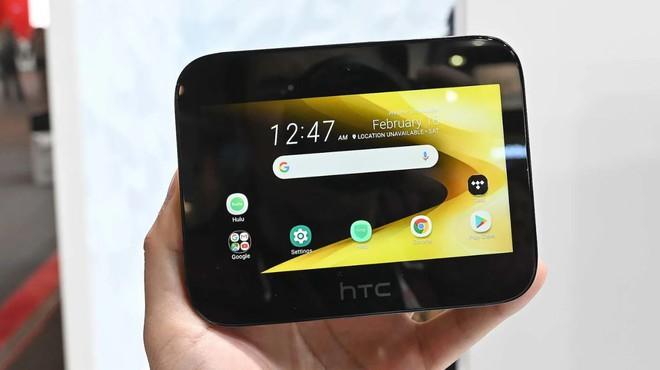 [MWC 2019] HTC làm điện thoại thì đã quá nhàm nhưng với cục phát 5G thì lại khác: cực kỳ sáng tạo - Ảnh 3.