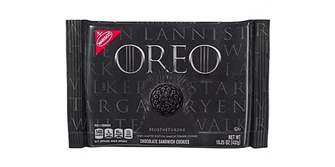 Oreo ra mắt bánh quy phiên bản Game of Thrones để chào mừng season 8 - Ảnh 2.