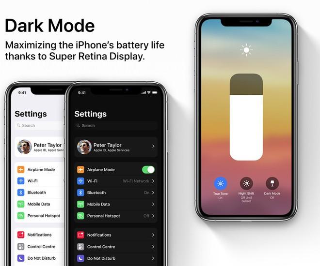 Cùng ngắm nhìn concept iOS 13 với giao diện hiện đại và thanh lịch hơn bản chính chủ rất nhiều - Ảnh 3.