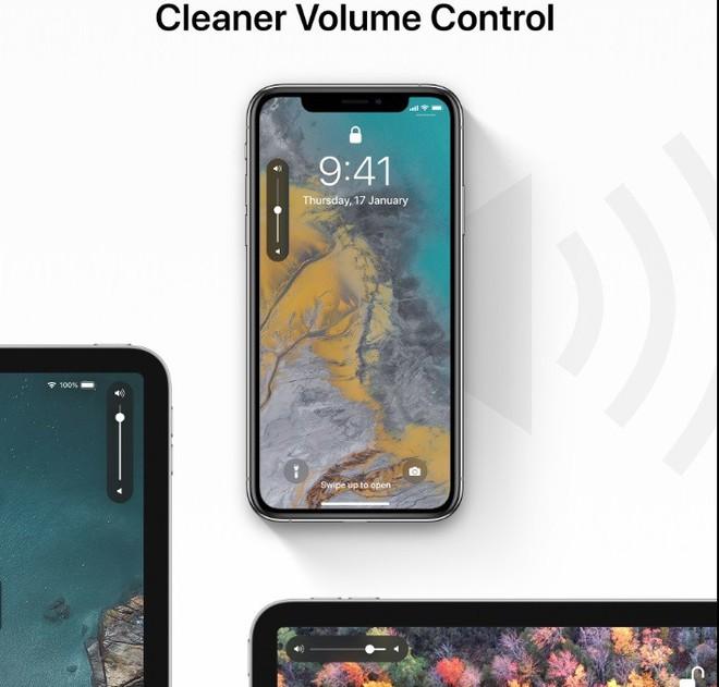 Cùng ngắm nhìn concept iOS 13 với giao diện hiện đại và thanh lịch hơn bản chính chủ rất nhiều - Ảnh 5.