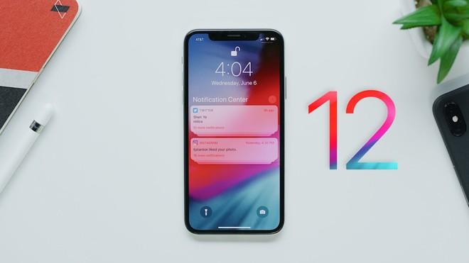 Apple cho biết 80% thiết bị chạy iOS đã cài đặt iOS 12 - Ảnh 1.