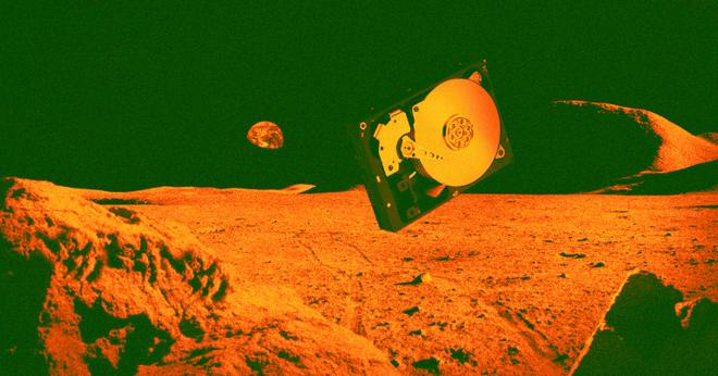 Bách khoa toàn thư 30 triệu trang gồm tất cả những thành tựu và sự thất bại của con người đang trên đường đến Mặt trăng - Ảnh 2.