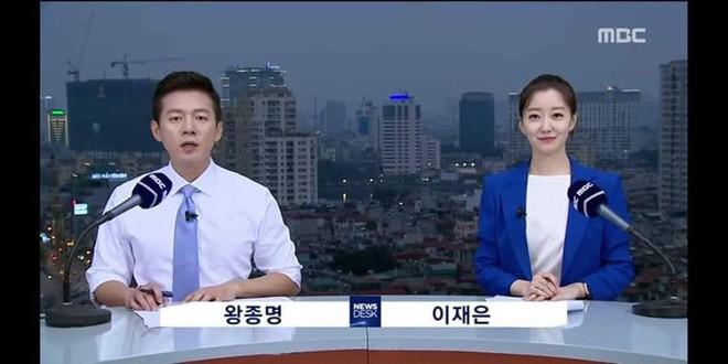 Không chỉ có MBC News, nhiều hãng thông tấn quốc tế cũng chọn được những địa điểm chất không kém ở Hà Nội để dẫn bản tin thời sự - Ảnh 1.