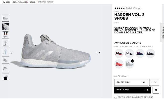 Sau Nike, đôi giày 140 USD của adidas cũng bị nổ toạc tại Giải bóng rổ đại học Mỹ - Ảnh 4.
