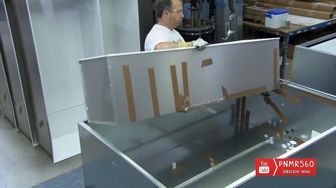[Vietsub] Tủ lạnh được sản xuất như thế nào? - Ảnh 16.