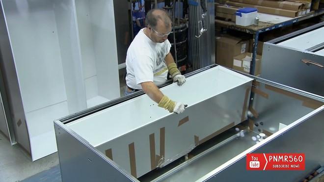 [Vietsub] Tủ lạnh được sản xuất như thế nào? - Ảnh 17.