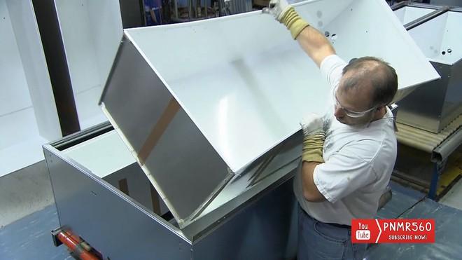 [Vietsub] Tủ lạnh được sản xuất như thế nào? - Ảnh 18.