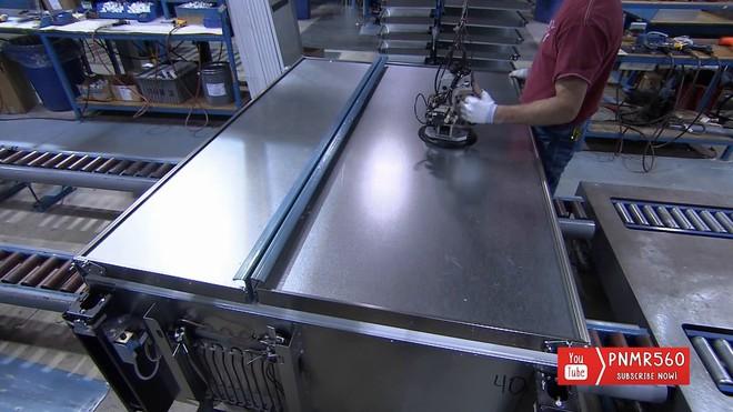 [Vietsub] Tủ lạnh được sản xuất như thế nào? - Ảnh 31.