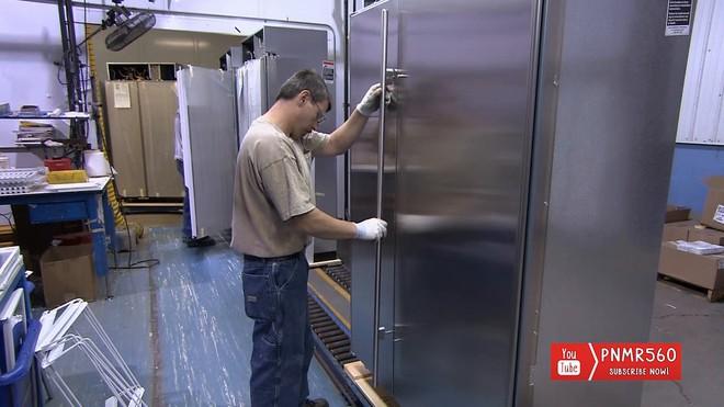 [Vietsub] Tủ lạnh được sản xuất như thế nào? - Ảnh 46.