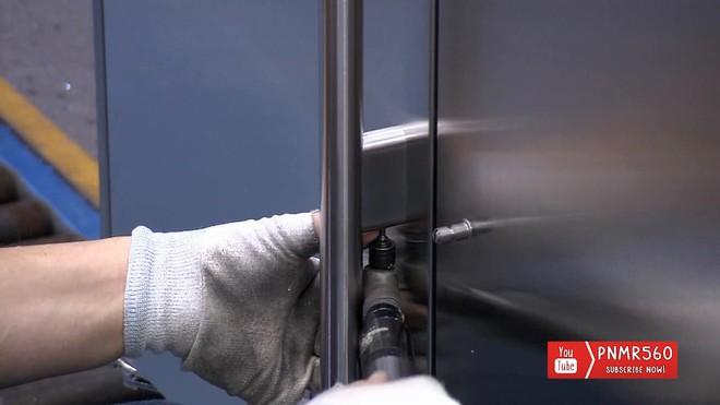 [Vietsub] Tủ lạnh được sản xuất như thế nào? - Ảnh 47.