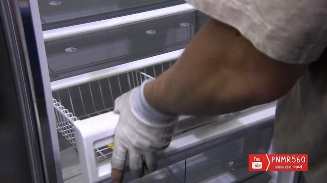 [Vietsub] Tủ lạnh được sản xuất như thế nào? - Ảnh 49.
