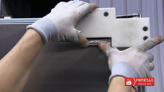 [Vietsub] Tủ lạnh được sản xuất như thế nào? - Ảnh 52.